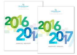 covers of the 2016-2017 annual report