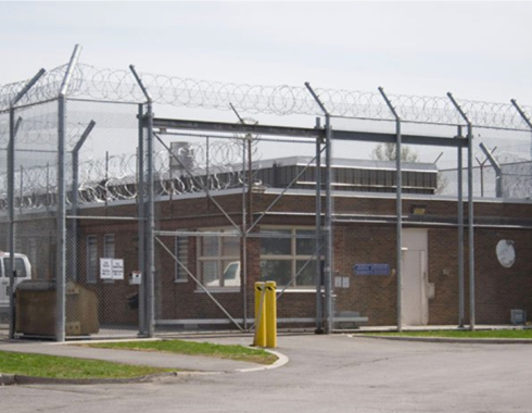 Figure 4: Ottawa Carleton Detention Centre. Photo provided by the Ottawa Citizen.