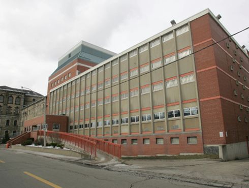 Figure 5: Toronto 's Don Jail. Photo provided by National Post.