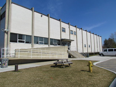 Figure 6: Sarnia Jail. Photo provided by the Sarnia Observer/Sun Media.